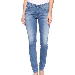 NWT AG Jeans The Prima Cigarette Leg Mid Rise